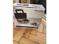 Cuisinart Waffle Maker- used once