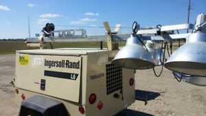 2006 INGERSOLL RAND 6KW LIGHT TOWER