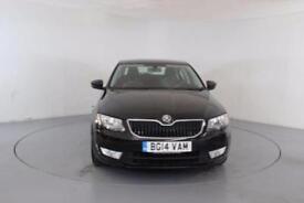 2014 14 SKODA OCTAVIA 1.6 SE TDI CR DSG 5D AUTO 104 BHP DIESEL