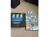 Boxed Wii U Mario Kart 8 Premium Pack in very good condition.