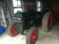 1942 fordson n tractor