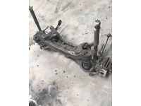 2015 FORD KUGA REAR BACK AXLE