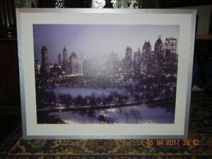 Wall picture - New York Central Park in Winter