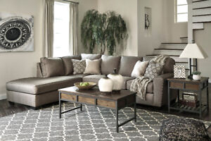 New Leather and Fabric Furniture..Great Prices!!!