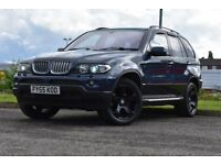 BMW X5 E53 Facelift 3.0 Diesel fully specked out panaramic sunroof cream Leather