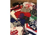Super dry t shirts and shirts