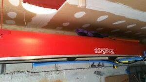 For sale: WindRiver Canoe