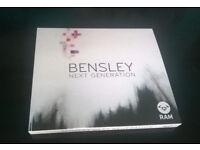 bensley next generation drum & bass cd (new)