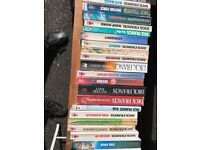 Up to 50 Dick Francis books paperback and hardback