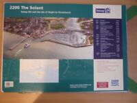 Imray Nautical Charts - Folio 2200 The Solent 2016 edition