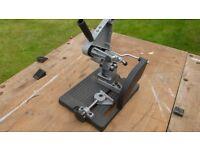 Angle grinder stand (& Angle grinder)