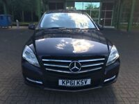 MERCEDES R350 CDI 4MATIC AUTO WITH SERVICE HISTORY ,PLUS FULL YEAR MOT