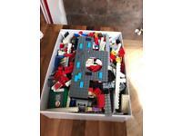 Large Bundle of Mixed Lego Bricks