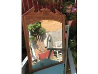 Pretty detailed vintage mirror
