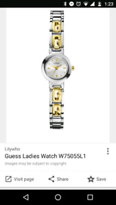 "Guess Ladies watch - ""Gweny"""