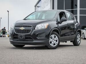 2015 Chevrolet Trax 1.4L FWD| Bluetooth| Power Windows
