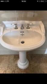 Sanitan Designer Bathroom Sink