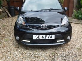 bargainToyota Aygo 1.0 mode vvti - cheapest insurance zero tax 17 months manufacturers Warranty