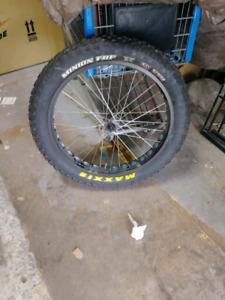 Maxxis Minion FBF fat bike tire