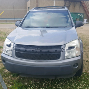 2005 chevy equinox fully loaded