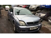 2005 Vauxhall Vectra Breeze 5dr Hatchback Petrol 1.8L Silver BREAKING FOR SPARES
