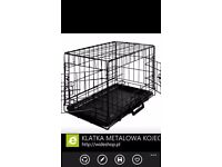 For sale Cage dog