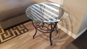 Bowring 5 piece dinning table and matching coffee table set