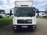 MAN TGL 7. 150 7.5 TON CURTAIN SIDER LORRY 2008 08REG