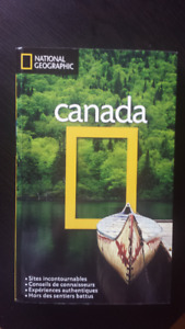 Guide national geographic CANADA