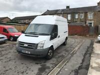 2008 ford transit 2.4 rwd high top
