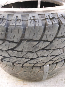 Wild Coyntry 2 tires for sale LT  225/75/16
