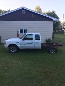 For sale parts truck
