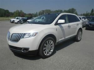2011 Lincoln MKX AWD NAV Sunroof