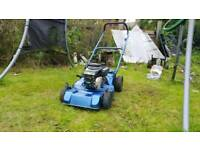 Excellent condition lawnmower with a great engine
