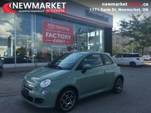 2013 Fiat 500 Sport  - local - trade-in - $29.78 /Week