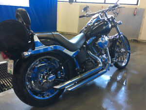 2008 Harley night train custom
