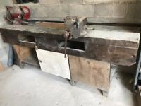 "Joiners Bench with 5"" Vice"
