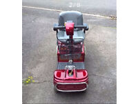 Shoprider deluxe mobility scooter. Delivery