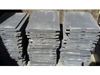Russell Grampian Roof Tiles (about 50 no.) in Anthracite