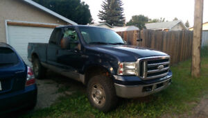 2006 Ford F250 Fx4