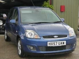 Ford Fiesta ZETEC CLIMATE 1.2. ONLY 65000 FULL SERVICE HISTORY. LOVELY