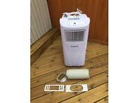 Amcor Portable Air conditioning Unit SF12000E, 10000 BTU, 28sqm, 3 in 1 unit