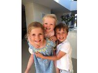 Looking for FUN au pair in leafy Wandsworth, school age children