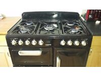 Leisure Dual Fuel Range Cooker 90cm