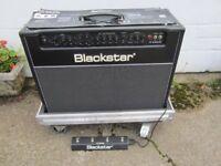 Blackstar HT Stage 60 amp and Flight case