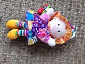 Lamaze doll pram toy