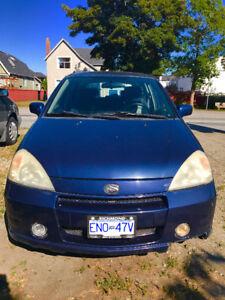 2002 Suzuki Aerio