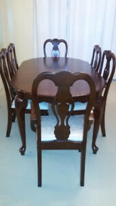 Steve Silver Co - Dining Table/Chairs set and China Cabinet