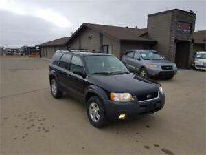 Ford Escape XLT   **4WD**REMOTE STRAT**SUNROOF*