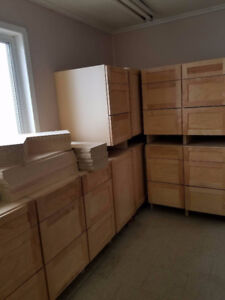 **Warehouse sale** more the 75% off Kitchens
